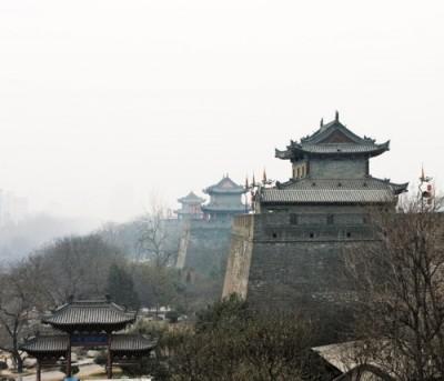 Xi'an Stadtmauer